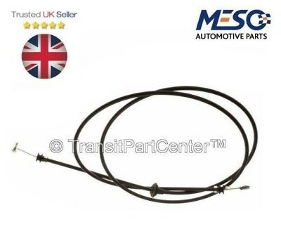 Brand New Bonnet Hood Release Cable Ford Transit Mk4 Mk5 1991-2000