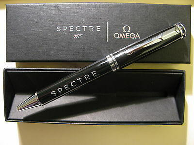 Brand New Omega James Bond 007 Spectre Boxed Pen - VERY RARE & COLLECTABLE