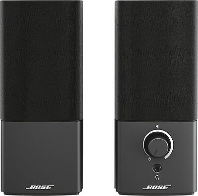 Bose® - Companion® 2 Series III Multimedia Speaker System (2-Piece) - Black
