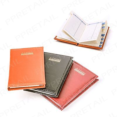 """POCKET SIZE INDEX BOOK 4.5""""x3"""" Name E-mail Address Office Desk Contact Organiser"""