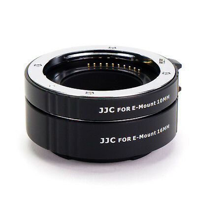 High Quality AF Auto Focus Macro Extension Tube Set for Sony E-Mount Lens NEX