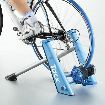 Tacx Blue Twist Folding Magnetic Bike/Cycling/Cycle Turbo Trainer/Training