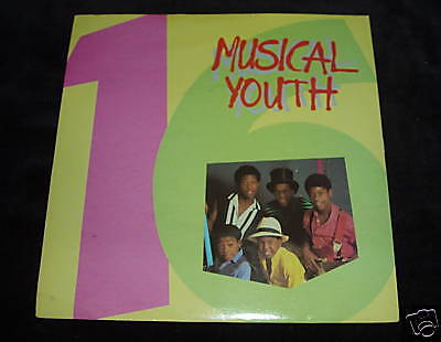 Musical Youth - 16     UK 7""
