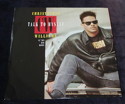 Christopher Williams - Talk to me    UK 12""