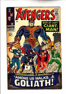 Avengers 28 1st app of The Collector