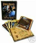 LORD OF THE RINGS RPG - The Two Towers Adventure Game (Decipher) #NEW