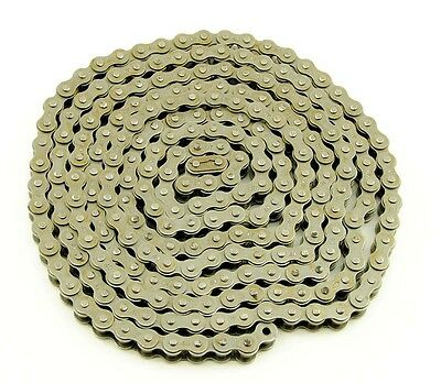 #40 (40-1R) Roller Chain 3 Meters / 10 ft with Master Link - Standard Grade