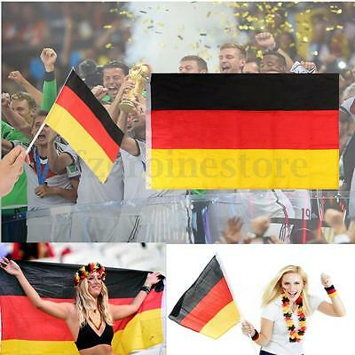 Large Country German Flag Germany Deutschland World Cup Banner Olympics Flags