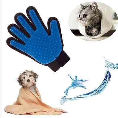 Pets Cleaning Comb Bathing Massage Glove Grooming Bath Hair Brush For Cats Dogs