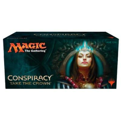 Magic The Gathering MTG Conspiracy Take the Crown Booster Box