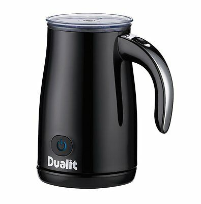 Dualit 3 in 1 Milk Frother Black - BRAND NEW!