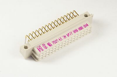 59-8477-048-000-004 AVX Female Backplane Connector 3X16 48 Position Style 1/2 R