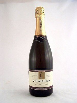 1999 circa Domaine Chandon Cuvee Riche Sparkling Isle of Wine