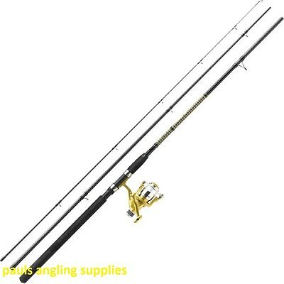 Mitchell Carbon  Match / Float Fishing Rod and Reel 12 ft + Line GT Pro