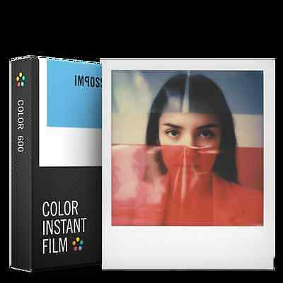 The Impossible Project  Color Film for 600 - EXP.09/2017