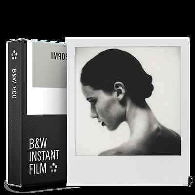 The Impossible Project  B&W Film for 600 -  EXP. 06/2017