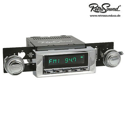 AMC Rambler Classic 1963-66 Car Radio for Classic cars USB, BT