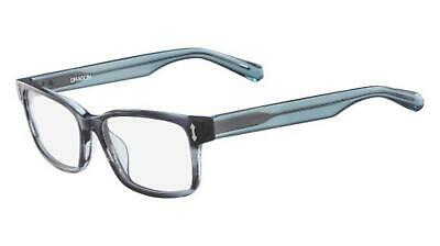 DRAGON DR 150 DR150  GRANT blue horn 419 Eyeglasses