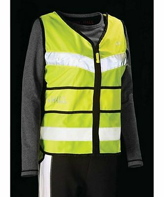 Harry Hall Hi Viz Adjustable Tabbard Yellow