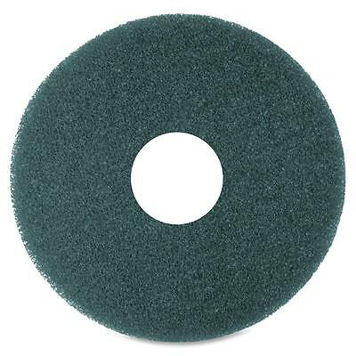 """3M Floor Cleaning Pads 12"""" 5/BX Blue 35035"""