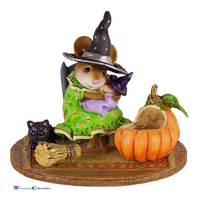 Wee Forest Folk M-463B Halloween Lullaby Limited New 2016