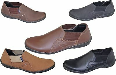 Mens Slip on Walking Boat Deck Mocassin Comfort Loafers Driving Casual Shoes