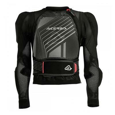 ACERBIS Deflector MX JACKET SOFT 2.0 schwarz