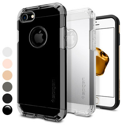 Spigen® For Apple iPhone 7 [Tough Armor] Shockproof TPU Cover Protective Case