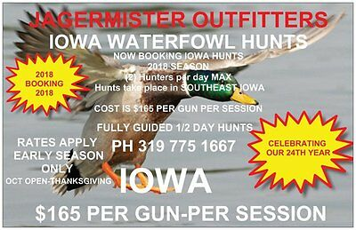 Extreme Guided Duck Hunt-Fully Guided--Our 26Th Year!!