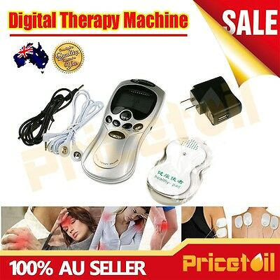 OZ Digital Full Body Massager Therapy Massage Pulse Relief Muscle Relax Machine