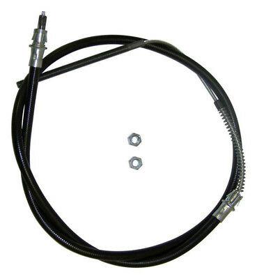 Emergency Parking Brake Cable for Jeep Wrangler YJ 87-90 Front Crown 52003181