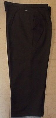 Cintas Comfort Flex Pleated Front  Work Pants New  #865