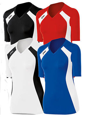 ASICS Women's Aggressor Volleyball Jersey, Several Colors