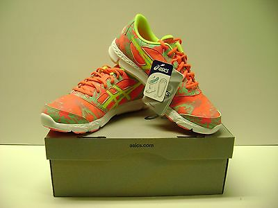 ASICS C601N 33-DFA 2 GS Youth Running Shoes Size 6 NEW