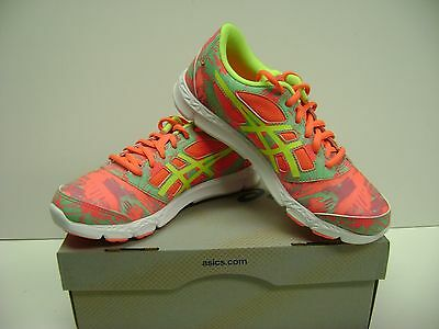 ASICS C601N 33-DFA 2 GS Youth Running Shoes Size 4 NEW