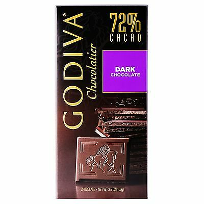 Dark Chocolate Bar 72%