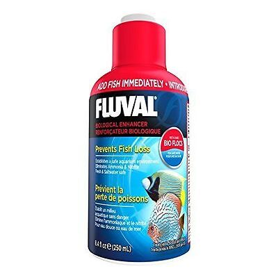 FLUVAL BIOLOGICAL CYCLE 250ml WATER FILTER BACTERIA FISH TANK FRESH NUTRAFIN
