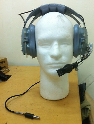 Pilot  and Aircrew Aviation Headset MX-3473