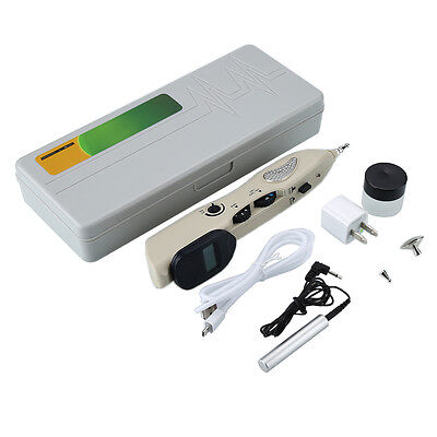 New STIMULATOR CE LCD ELECTRONIC Automatically acupuncture pen Free acupoints