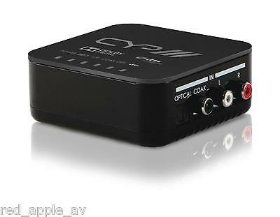 CYP AU-22DD Dolby/DTS Digital Downmixer with Digital Analogue Audio Conversion