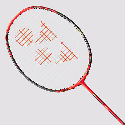 Yonex Voltric Z Force 2 Lin Dan Limited Edition Badminton Racket 4Ug5 Red