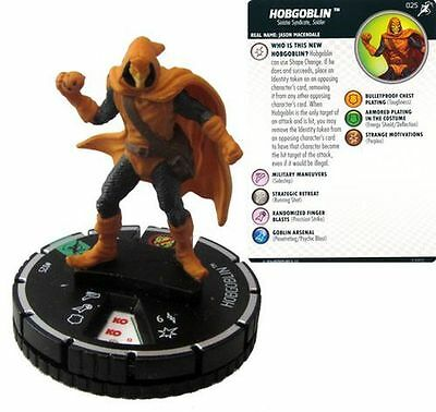 Jonah Jameson #006 Marvel HeroClix M//NM with Card Superior Foes of Spider-Man J
