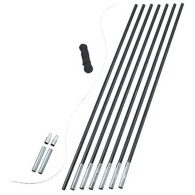 Easy Camp Pole DIY Replacement Set 11MM X 4.2M Camping Tent Awning