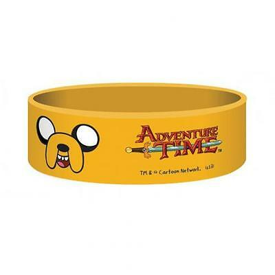 Official Licensed Product Adventure Time Silicone Wristband Jake Fan Gift New
