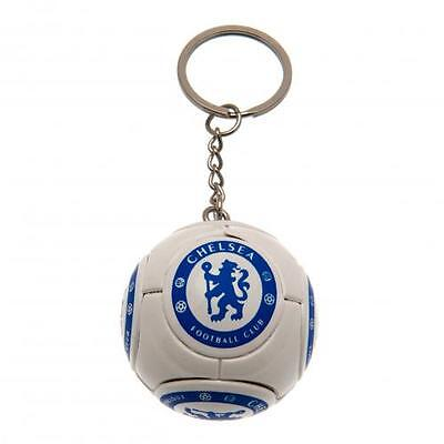 Official Licensed Football Product Chelsea Football Keyring Lion Fan Gift New