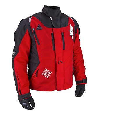 SHOT 2016 HERREN MOTOCROSS / ENDURO JACKE - FLEXOR ADVANCE - rot