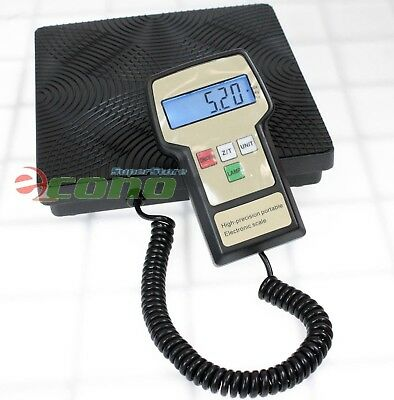 220LB Digital HVAC A/C Weight Scale For Charging Recovery Freon Refrigerant Gas