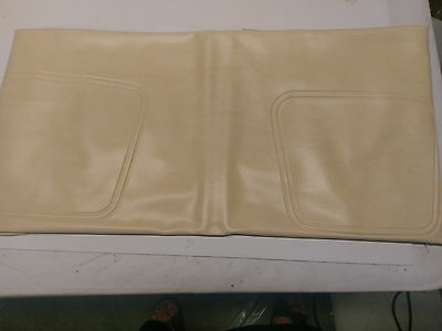 Club Car DS 2000 u Bottom Seat Cover | Beige | Buff | Tan | 2000 up ds golf cart