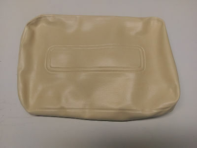 (2) Club Car DS Back Seat Cover | Beige | Buff | Tan | 1999 older Golf Cart