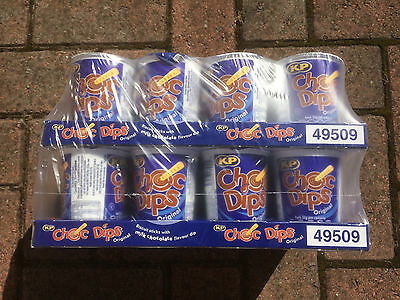 KP Choc Dips Dips Dip 24 In A Case. FREE DELIVERY, Best Before 04/02/17
